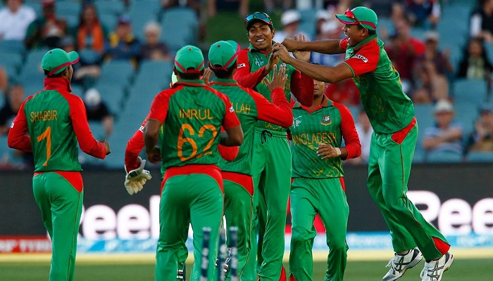 Bangladesh to play test in Hyderabad