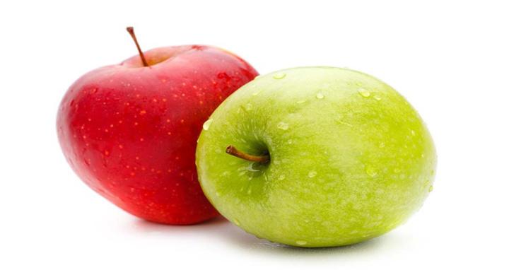 green and red apples. green and red apples i