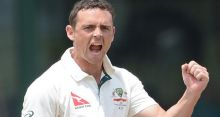 O'Keefe takes 6/35 as India crash for 105