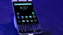 Blackberry revives classic keyboard phone
