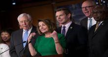 Trump taste failure after healthcare bill collapse
