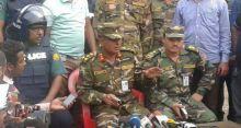 Two militants killed in Sylhet den, operation underway