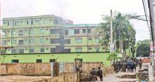 Explosions heard from Sylhet den