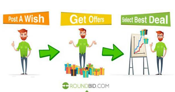 dtmweb launches ROUNDBID.COM in Dhaka