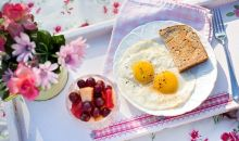 7 high protein breakfast ideas