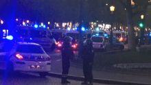 1 policemen killed in Paris shooting