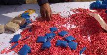 900 Yaba pills seized, one held