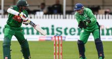 Bangladesh wins by 8 wickets