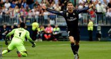 Real Madrid wins La Liga