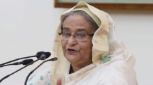 PM Hasina deeply shocked at Manchester terror attack