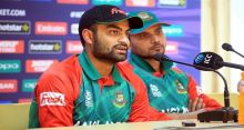 Tamim in ICC Champions Trophy team
