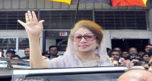 Khaleda Zia granted permanent bail in graft cases