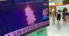 Satellite pictures suggest N.Korea preparing submarine missile