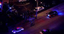 6 cops shot in 3 US cities, 1 dead