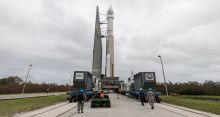 US spy satellite launch delayed again