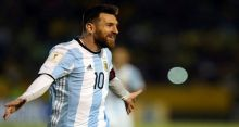 Messi's hat-trick takes Argentina to finals