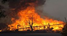 California wildfires: 31 dead, hundreds missing