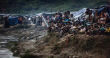 Rohingya arrivals in Cox's Bazar top 536,000