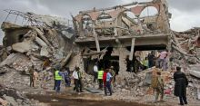 Death toll from blasts in Somalia's capital crosses 200