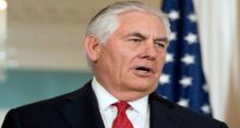 Talks will continue until the first bomb drops: Tillerson
