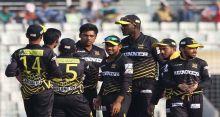 Mushfiqur century leads Bangladesh to victory