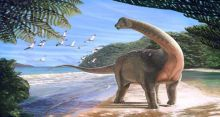 Newly discovered dinosaur links Africa and Europe