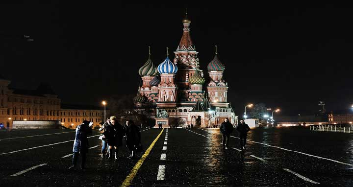 Russian fingerprints can be found on many of the false memes and narratives that have helped divide Americans, Winston writes. (Spencer Platt/Getty Images file photo)