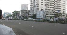 Dhaka almost empty