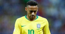 Playing football will be difficult: Neymar
