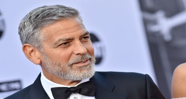 George Clooney injured in Italy