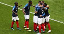 France beat Belgium by 1-0 goal