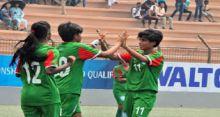 Bangladesh beat Lebanon in AFC U-16 Championship