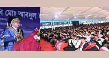 Update varsity curriculum to meet global standards: President