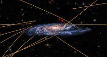 13 hyperfast alien stars invading Milky Way