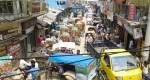 লাকসাম বাজারে তীব্র যানজট: ভোগান্তিতে সাধারণ মানুষ