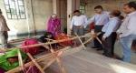গাইবান্ধায় প্রশিক্ষণ কোর্স পরিদর্শন করলেন জেলা প্রশাসক