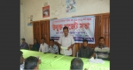 কোটচাঁদপুরে সাবদারপুর ইউপি চেয়ারম্যানের বাজেট ঘোষনা