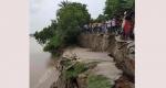 চিতলমারীতে নদী ভাঙনে চরম ঝুঁকিতে ঢাকা-পিরোজপুর মহাসড়ক