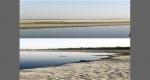 জলঢাকার তিস্তা নদী এখন ধু-ধু বালুচর