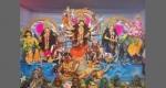 তজুমদ্দিনে অশ্রু বিসর্জনে দুর্গোৎসবের বর্ণিল সমাপ্তি