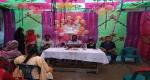 ডোমারে জেএসসি পরীক্ষার্থীদের বিদায় সংবর্ধনা