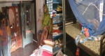 কালীগঞ্জে বোমা ফাটিয়ে দুই বাড়িতে ডাকাতি