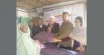 আটোয়ারীতে গ্রামীণ ব্যাংকের উদ্যোগে কম্বল বিতরণ