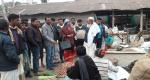 হাতীবান্ধায় উপজেলা নির্বাচনে ভাইস চেয়ারম্যান প্রার্থীর গণসংযোগ
