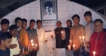 নন্দীগ্রামে শহীদ শামছুজ্জোহার মৃত্যুবার্ষিকী পালিত