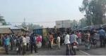 সাদুল্লাপুরে সড়ক দুর্ঘটনায় নিহত ৩ : আহত ৮