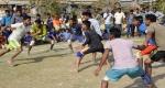 বাগমারা থানা পুলিশের উদ্যোগে কাবাডী প্রতিযোগিতার উদ্বোধন