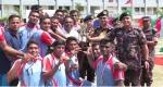 মহেশপুরে বিজিবি'র ভলিবল প্রতিযোগিতার ফাইনাল খেলা অনুষ্ঠিত