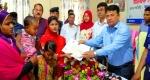 লামায় উপজেলা নির্বাচনে সড়ক দুর্ঘটনায় হতাহতদের অনুদানের চেক প্রদান