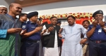 যেকোন পরিস্থিতি মোকাবেলায় নিরাপত্তা বাহিনী সজাগ : স্বরাষ্ট্রমন্ত্রী